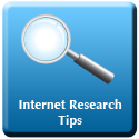 Internet reasearching Tips