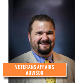 Nolan Ruby, Veterans Relations Advisor